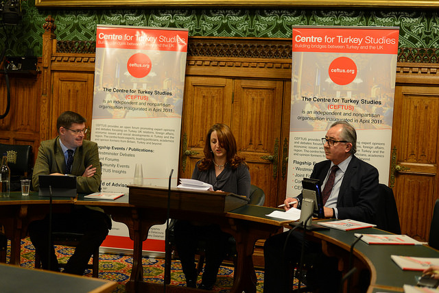 Westminster Debate 'Elections in Cyprus and the Future of Cyprus Talks'