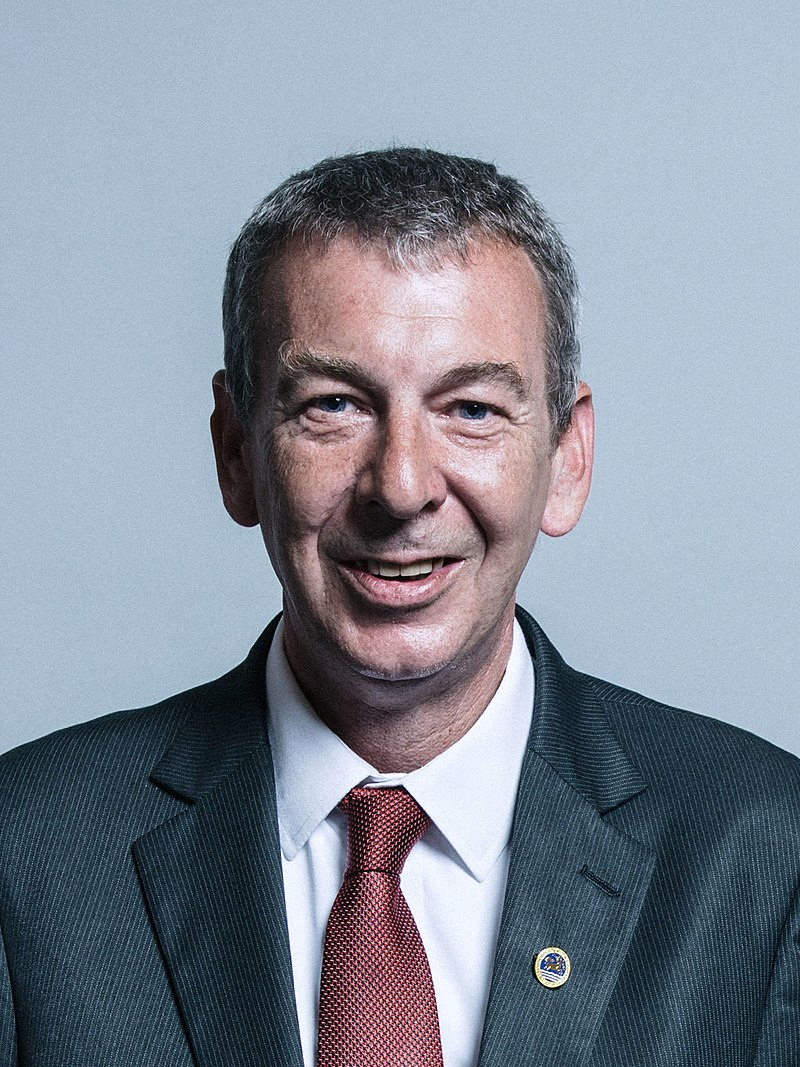 Mike Hill MP