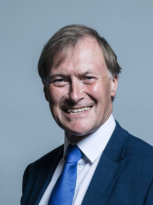Sir David Amess MP's Message for CEFTUS 7th Anniversary