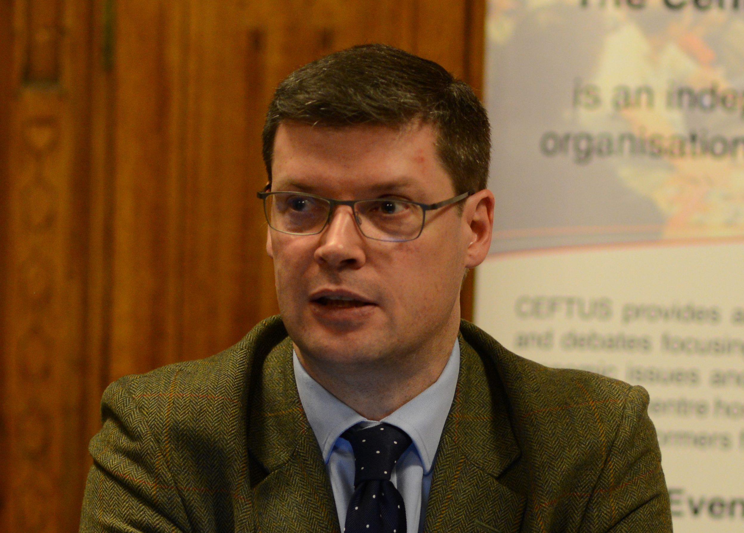 Dr James Ker-Lindsay