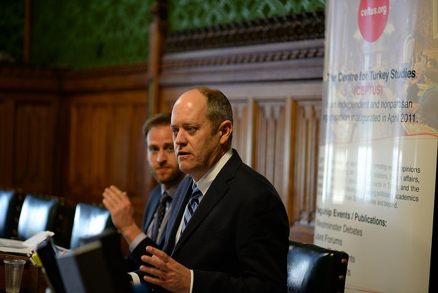 Westminster Debate 'Turkish-Israeli Relations'