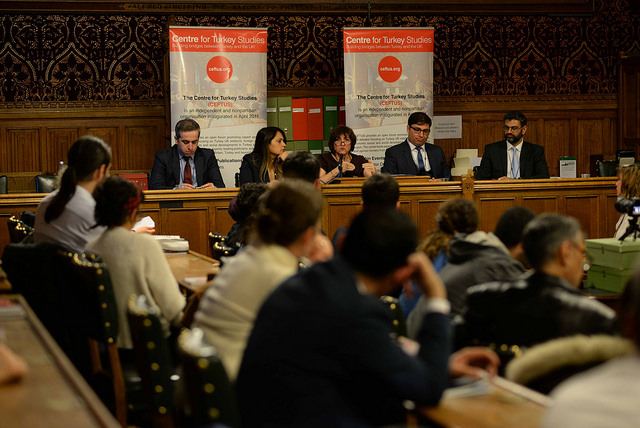 Westminster Debate 'Changes to Ankara Agreement Visa Applications'