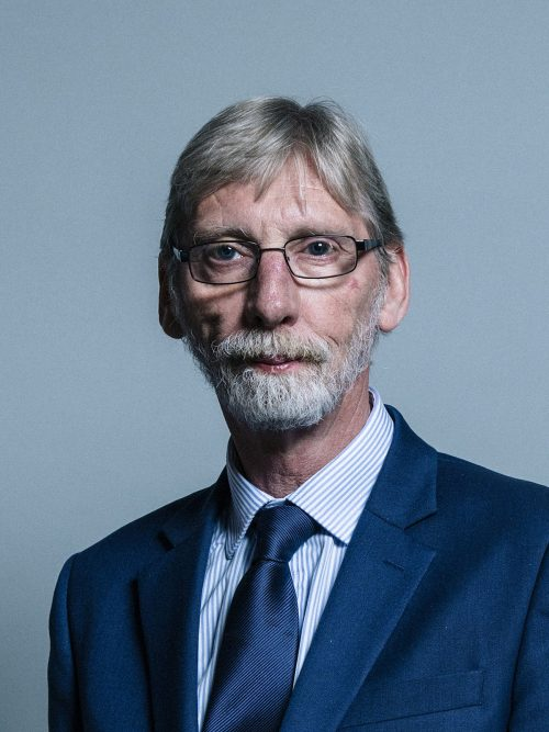 Rt Hon George Howarth MP's Message for CEFTUS 7th Anniversary