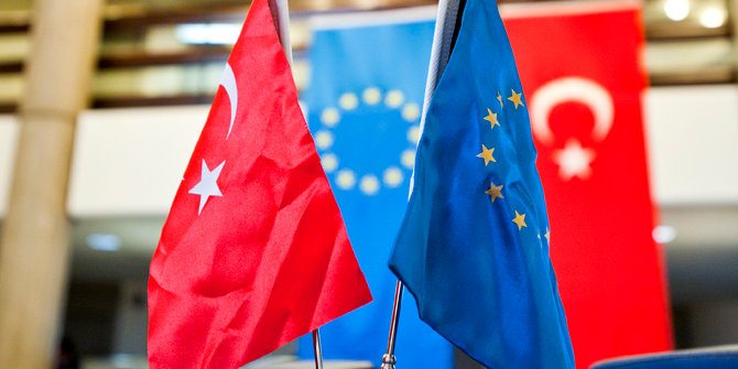 Briefing on EU-Turkey relations after the US crisis