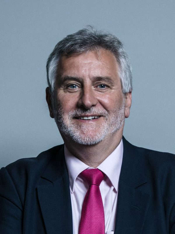 Clive Efford MP's Message of Support for CEFTUS 7th Anniversary