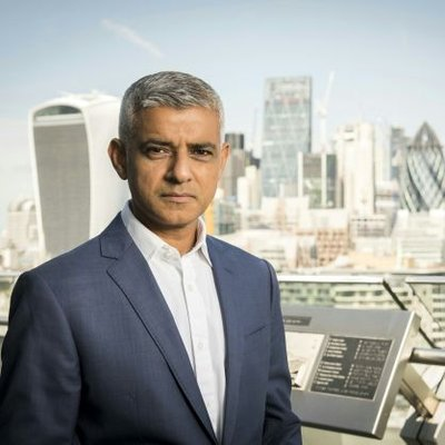 Mayor of London Sadiq Khan's Message of Support for CEFTUS' 7th Anniversary