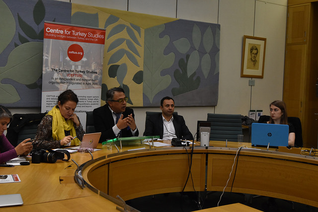 Westminster Debate 'The ongoing struggle for LGBTI rights in Turkey'