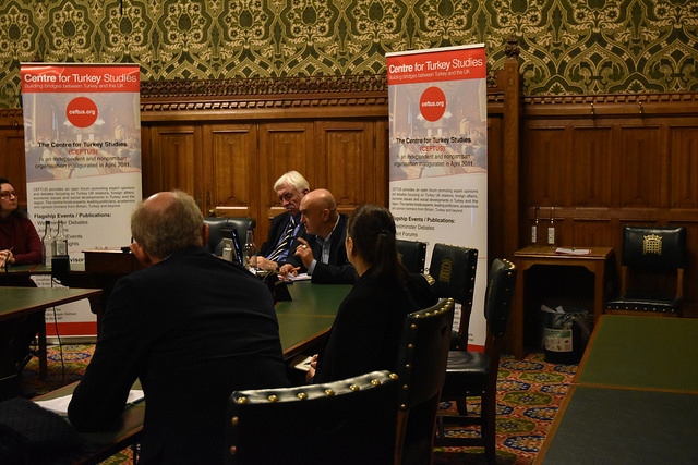 Westminster Debate 'Turkey's place in the world: Anchored in the west or drifting east?'