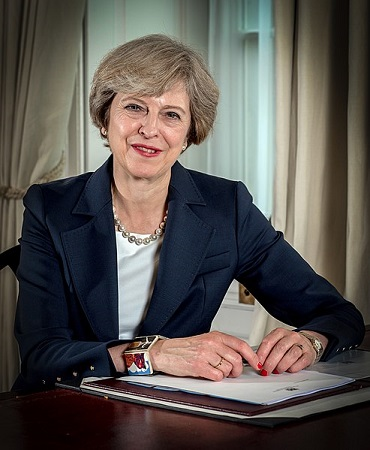 The Prime Minister Theresa May's Message of Support for CEFTUS' 7th Anniversary