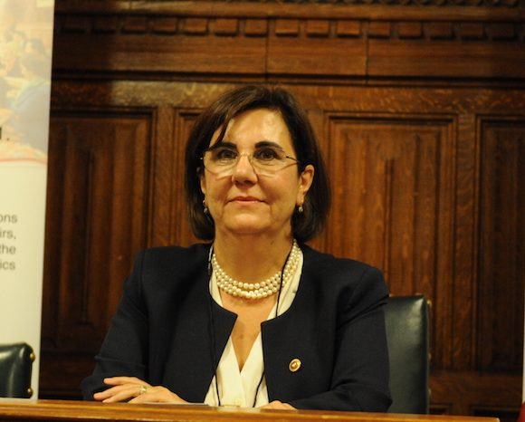 "Westminster Debate: ""Public Health Practices in Turkey"" with Gaye Usluer"
